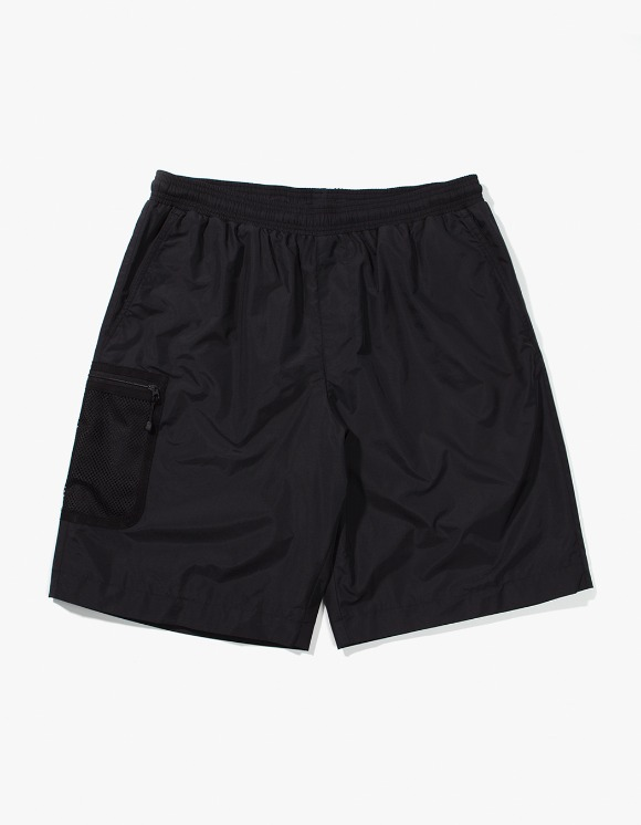 Lores Mesh Pocket Shorts - Black | HEIGHTS. | International Store