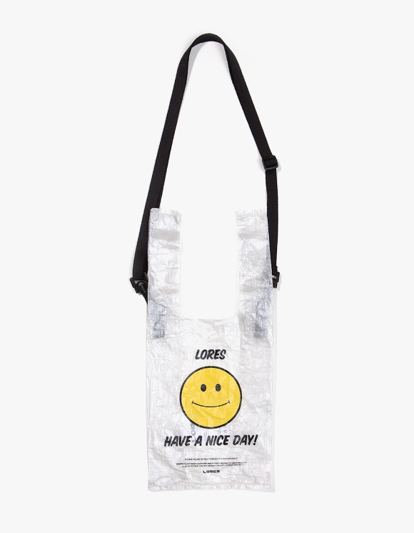 Lores Dyneema Shoulder Small Bag - Smile | HEIGHTS. | International Store