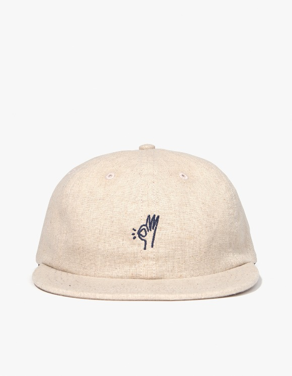 Only NY OK Polo Hat - Oatmeal | HEIGHTS. | International Store