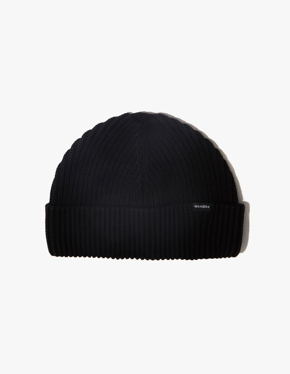 WKNDRS Basic Beanie - Black | HEIGHTS. | International Store