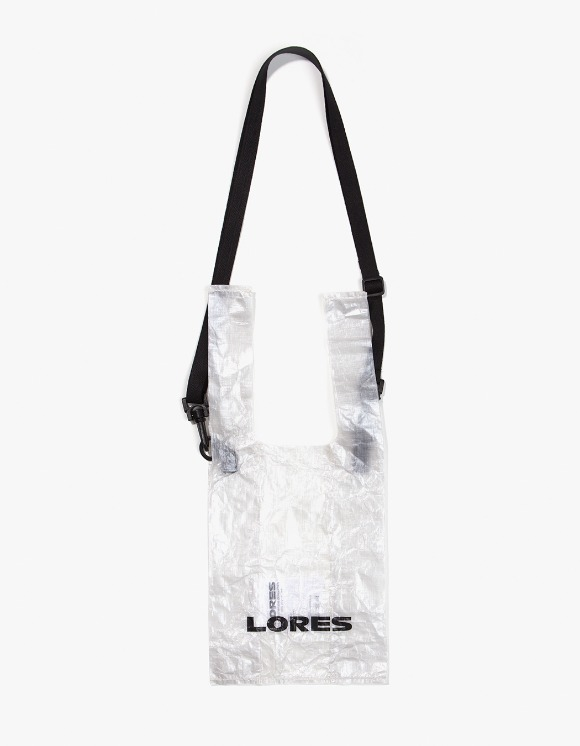 Lores Dyneema Shoulder Small Bag - Logo | HEIGHTS. | International Store