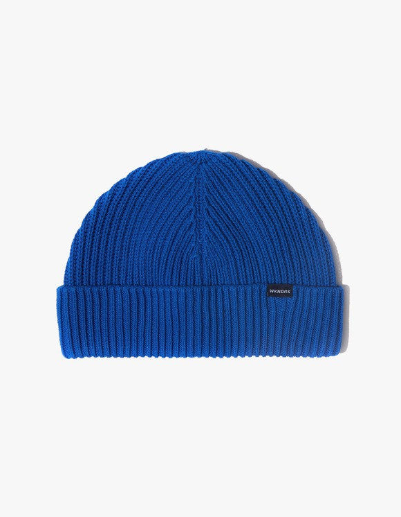 WKNDRS Basic Beanie - Blue | HEIGHTS. | International Store