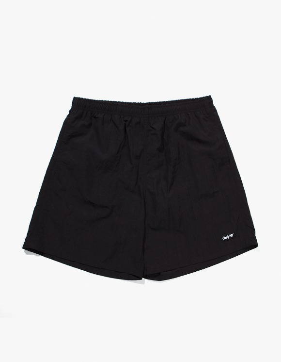 Only NY Highfalls Swim Trunks - Black | HEIGHTS. | International Store