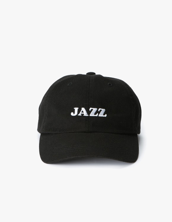 sounds good! Jazz Cap - Black | HEIGHTS. | International Store
