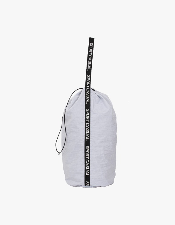 Heritage Floss Nylon Diamond Washer Sports Bag - White | HEIGHTS. | International Store