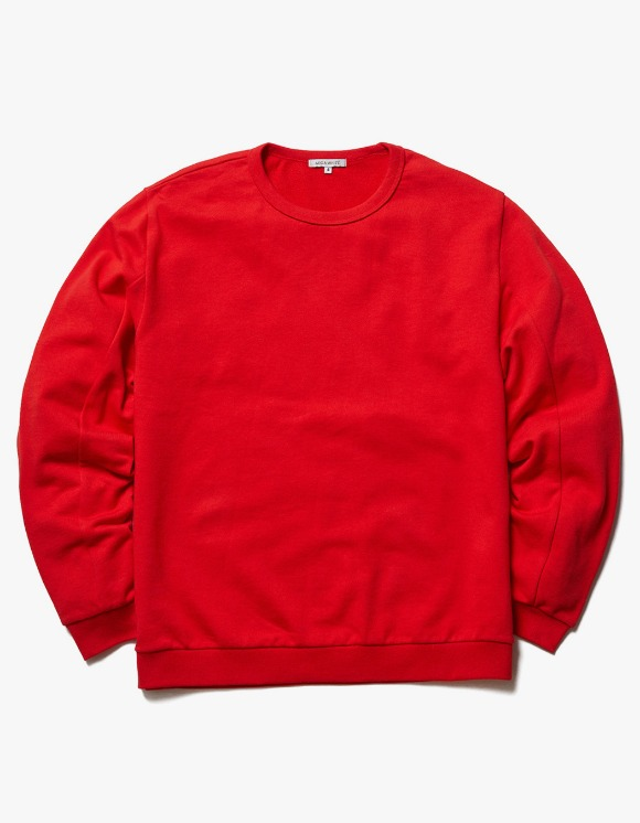 AECA WHITE Finest Cotton Sweatshirts - Red | HEIGHTS. | International Store