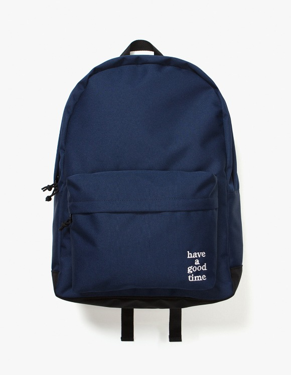 have a good time Logo Backpack - Midnight Blue | HEIGHTS. | International Store