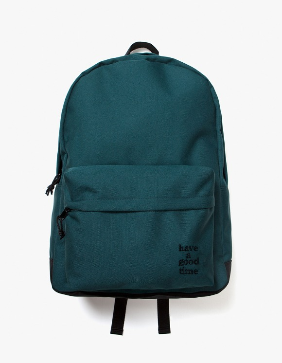 have a good time Logo Backpack - Smokey Green | HEIGHTS. | International Store
