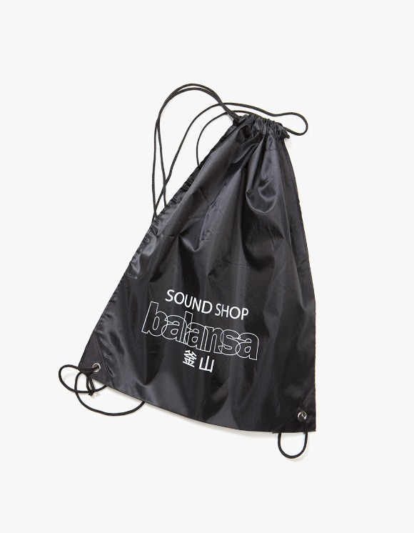 HEIGHTS. Balansa Gym Sack - Black | HEIGHTS. | International Store