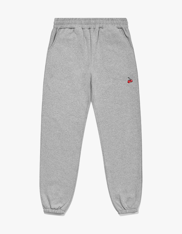KIRSH SMALL JOGGER PANTS CHERRY IA - GRAY | HEIGHTS. | International Store