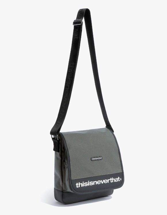 thisisneverthat CORDURA® 750D Nylon Shoulder Bag - Gray | HEIGHTS. | International Store