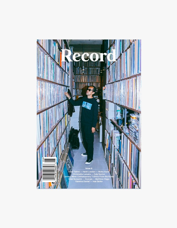 Record Magazine Record Culture Magazine - Issue 06 | HEIGHTS. | International Store
