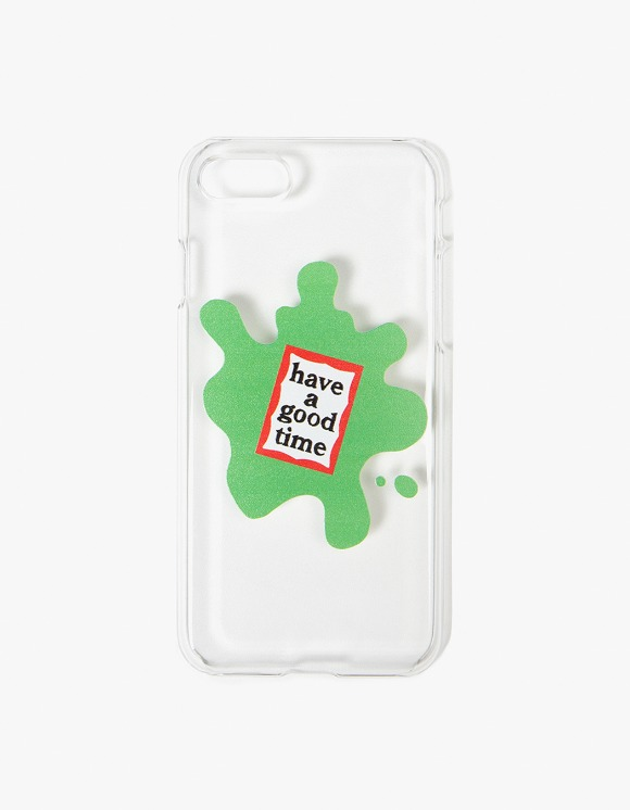 have a good time Amoeba iPhone Case 6/7/8 - Clear | HEIGHTS. | International Store