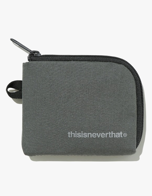 thisisneverthat CORDURA® 750D Nylon Wallet - Grey | HEIGHTS. | International Store