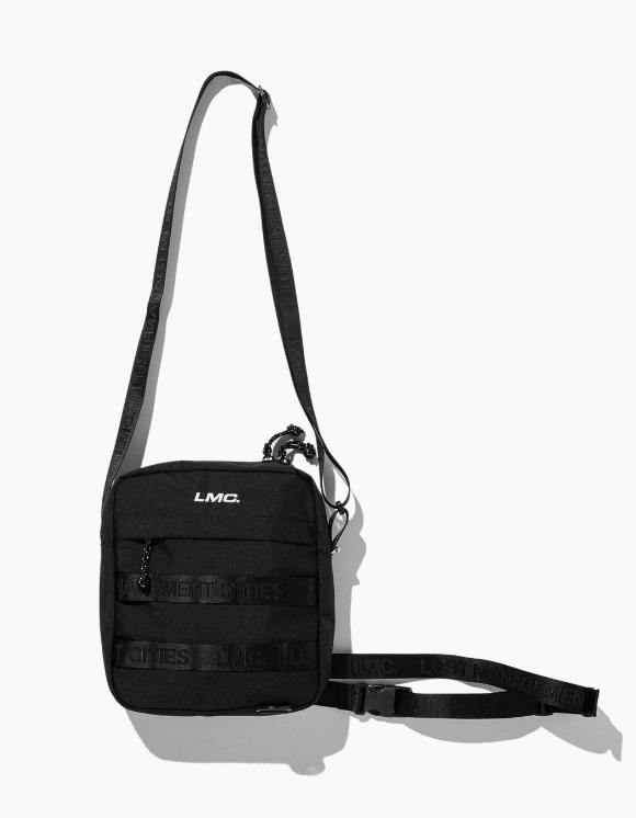 LMC SYSTEM LMC SYSTEM MINI SHOULDER BAG black | HEIGHTS. | International Store