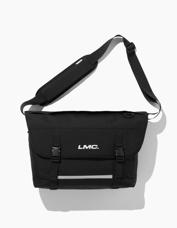 LMC SYSTEM LMC SYSTEM UTILITY MESSENGER BAG black | HEIGHTS. | International Store