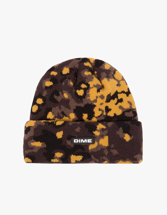 Dime Forest Beanie - Yellow | HEIGHTS. | International Store