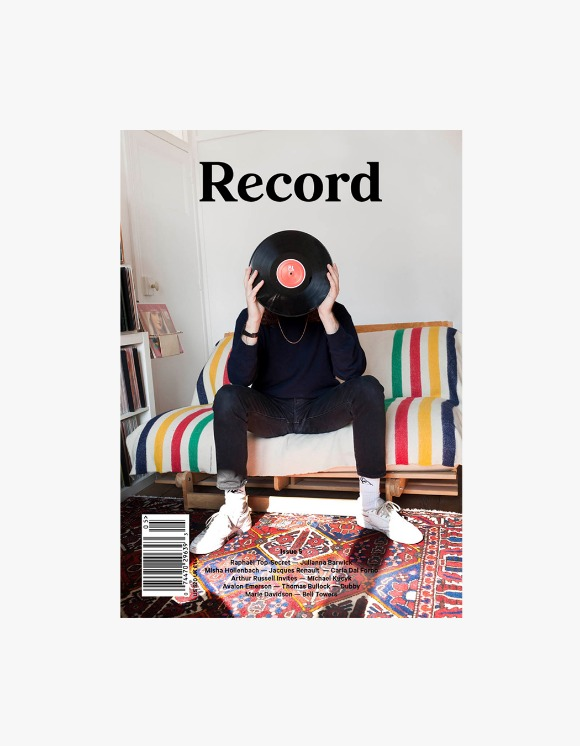 Record Magazine Record Culture Magazine - Issue 05 | HEIGHTS. | International Store