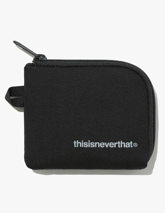 thisisneverthat CORDURA® 750D Nylon Wallet - Black | HEIGHTS. | International Store