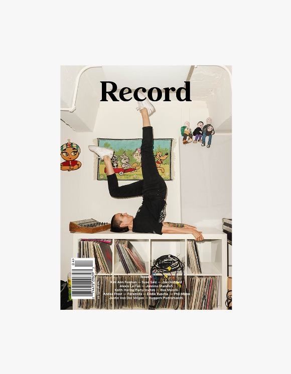 Record Magazine Record Culture Magazine - Issue 04 | HEIGHTS. | International Store