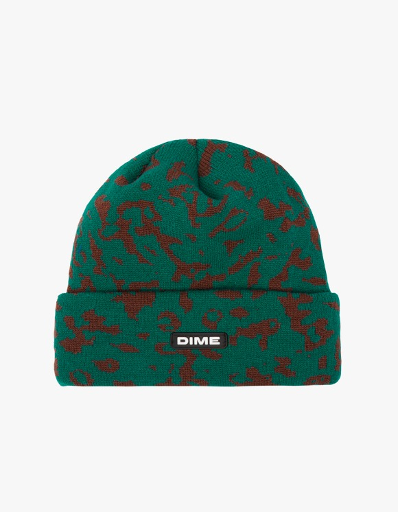 Dime Forest Beanie - Teal | HEIGHTS. | International Store