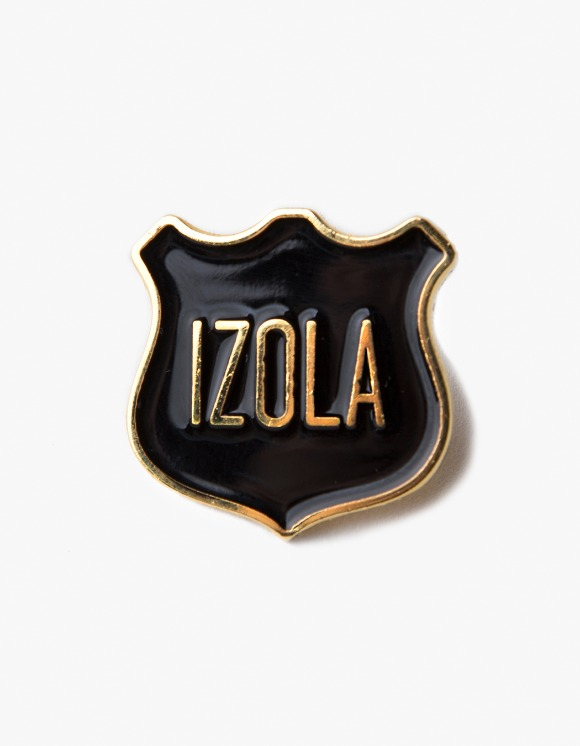 IZOLA NYC Shield Pin | HEIGHTS. | International Store