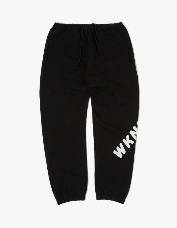 WKNDRS WKNDRS Sweat Pants - Black | HEIGHTS. | International Store