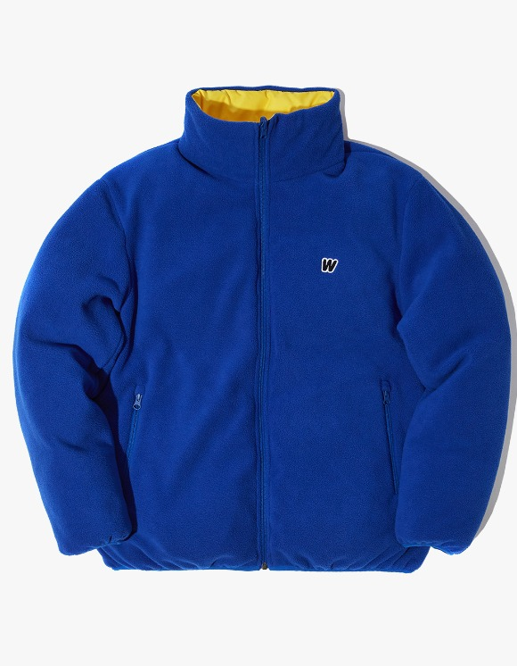 WKNDRS Reversible Padded Jacket - Blue | HEIGHTS. | International Store