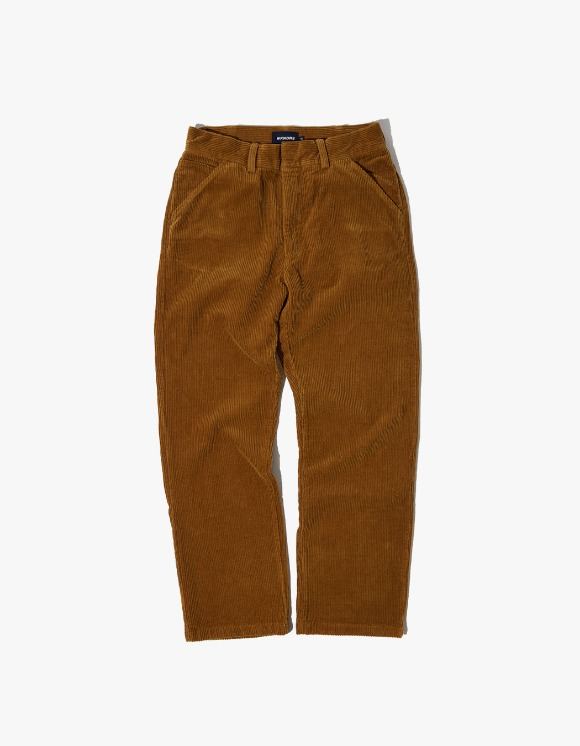 WKNDRS Corduroy Pants - Brown | HEIGHTS. | International Store