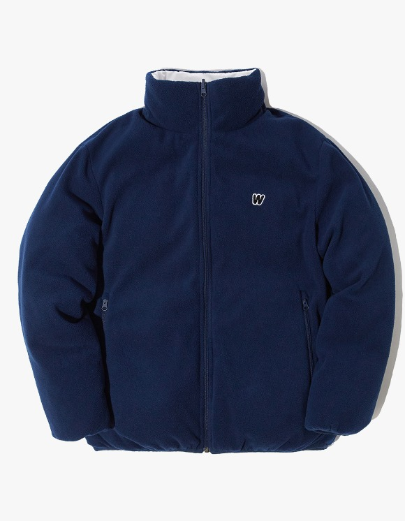 WKNDRS Reversible Padded Jacket - Navy | HEIGHTS. | International Store