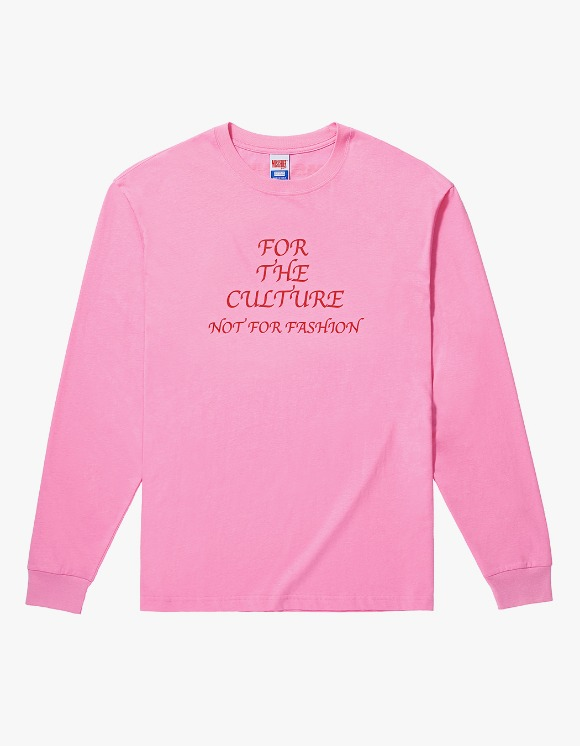 MISCHIEF FOR THE CULTURE Long Sleeve - Pink | HEIGHTS. | International Store