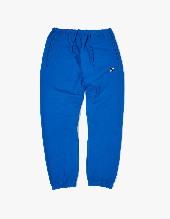 WKNDRS W Logo Sweat Pants - Blue | HEIGHTS. | International Store