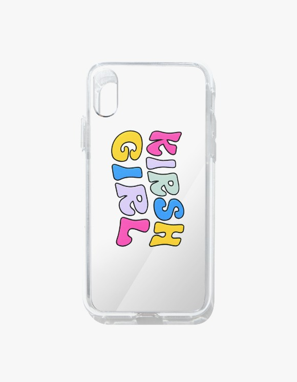 KIRSH KIRSH GIRL PHONE CASE IA - SILVER | HEIGHTS. | International Store