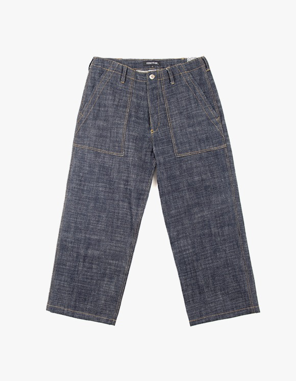 yeseyesee Camper Denim Pants - Selvage | HEIGHTS. | International Store