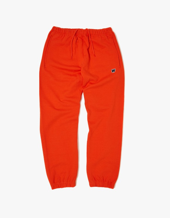 WKNDRS W Logo Sweat Pants - Orange | HEIGHTS. | International Store