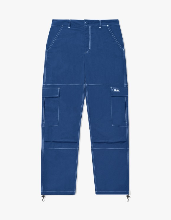 KIRSH POCKET STRING PANTS IA - BLUE | HEIGHTS. | International Store