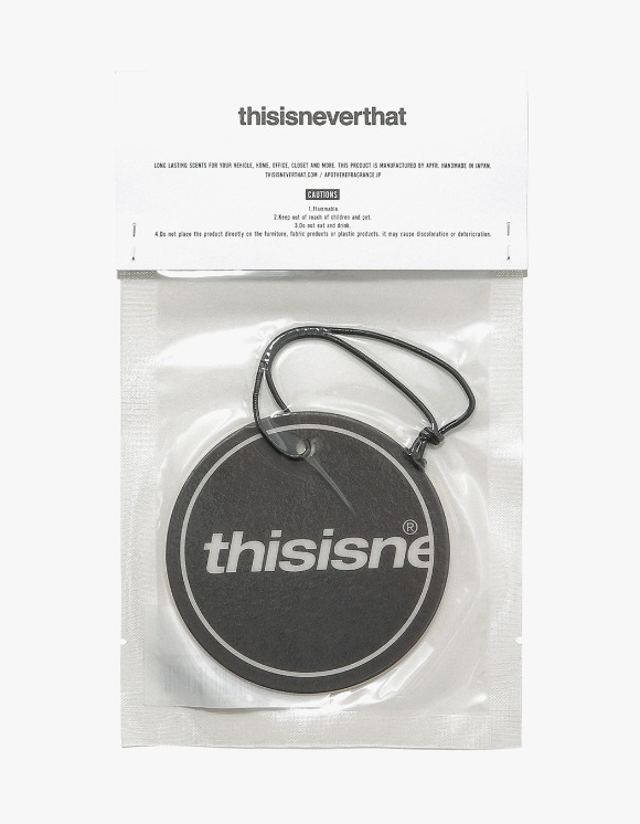 thisisneverthat TNT x APFR Paper Tag | HEIGHTS. | International Store