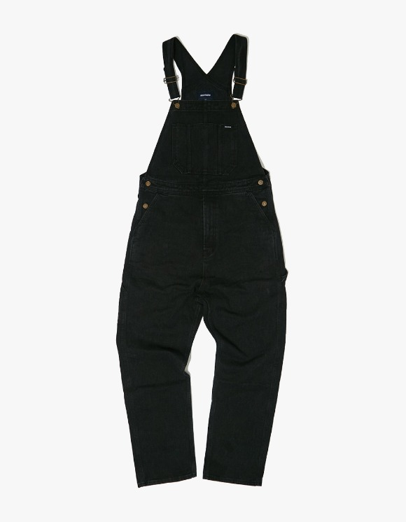WKNDRS Denim Overall - Black | HEIGHTS. | International Store