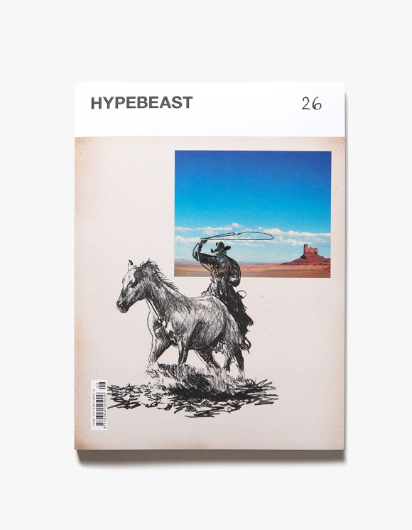 HYPEBEAST Hypebeast Magazine Issue 26 - The Rhythms Issue | HEIGHTS. | International Store