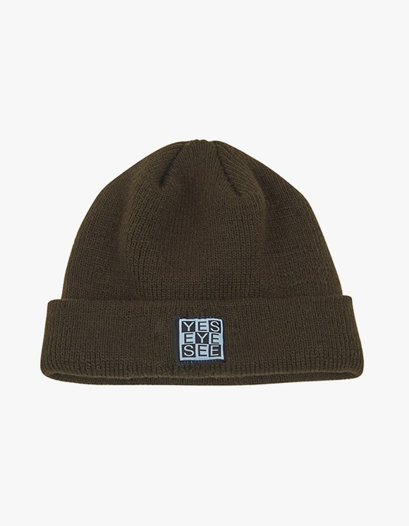 yeseyesee Camper Beanie - Olive | HEIGHTS. | International Store