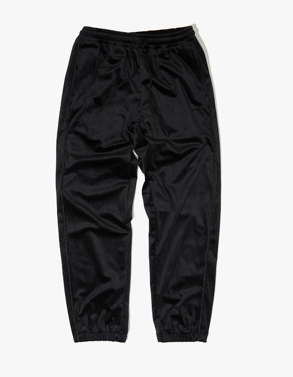 WKNDRS Velvet Easy Pants - Black | HEIGHTS. | International Store