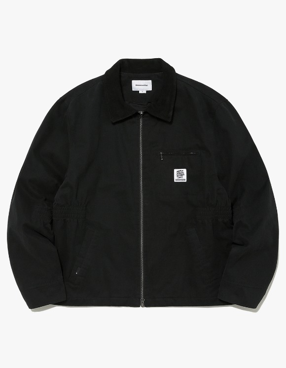 thisisneverthat Work Jacket - Black | HEIGHTS. | International Store