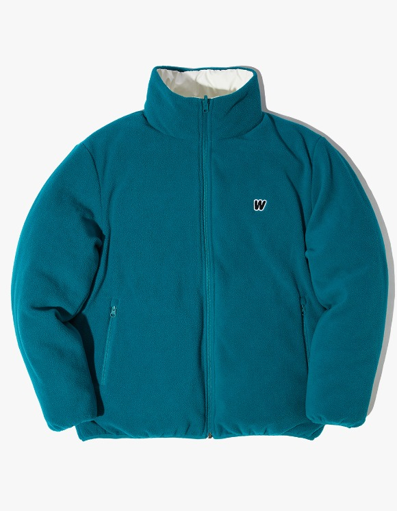 WKNDRS Reversible Padded Jacket - Mint | HEIGHTS. | International Store