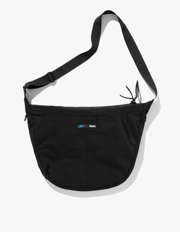 Fuzz FUZZ SHOULDER CROSS BAG black | HEIGHTS. | International Store