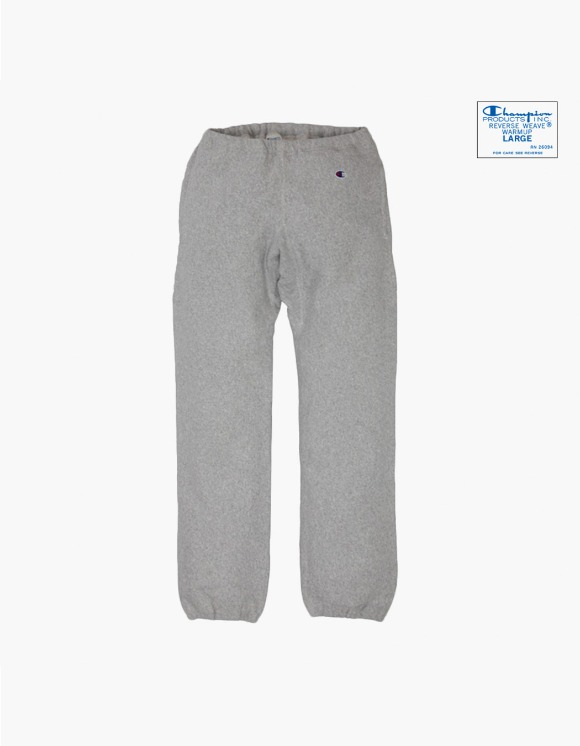 Champion Reverse Weave® Blue Tag Sweat Pant - Grey | HEIGHTS. | International Store