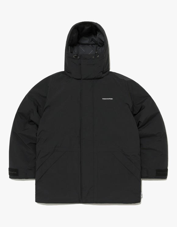thisisneverthat Explorer Down Parka - Black | HEIGHTS. | International Store