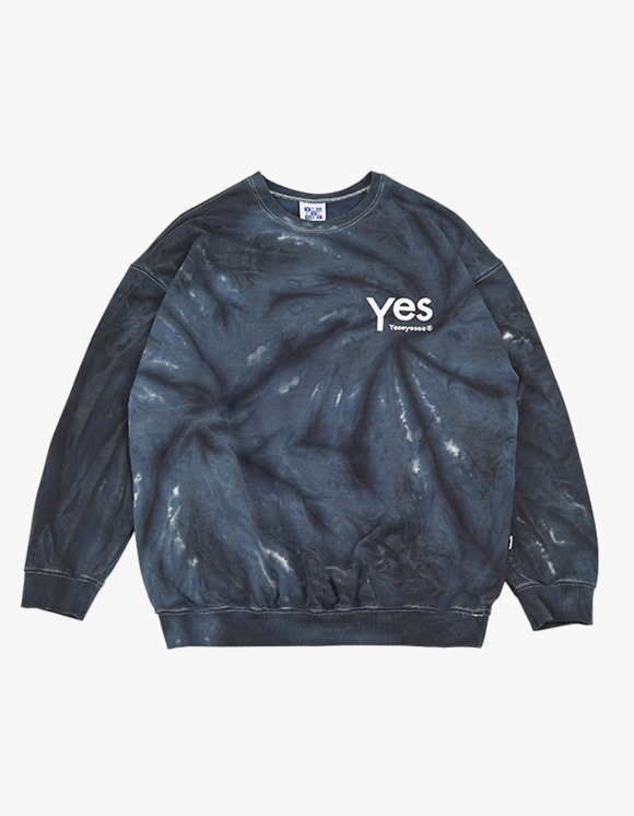 yeseyesee Camper Sweatshirts Dyed - Black | HEIGHTS. | International Store