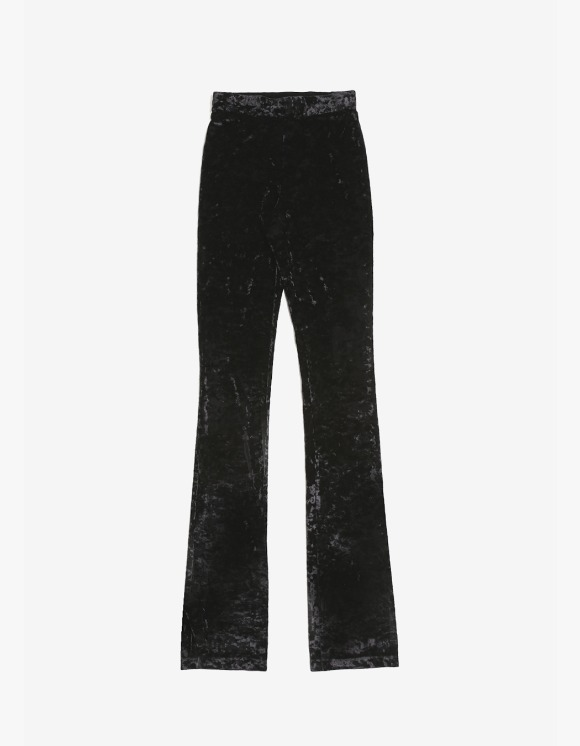 s/e/o Velvet Leggings - Black | HEIGHTS. | International Store