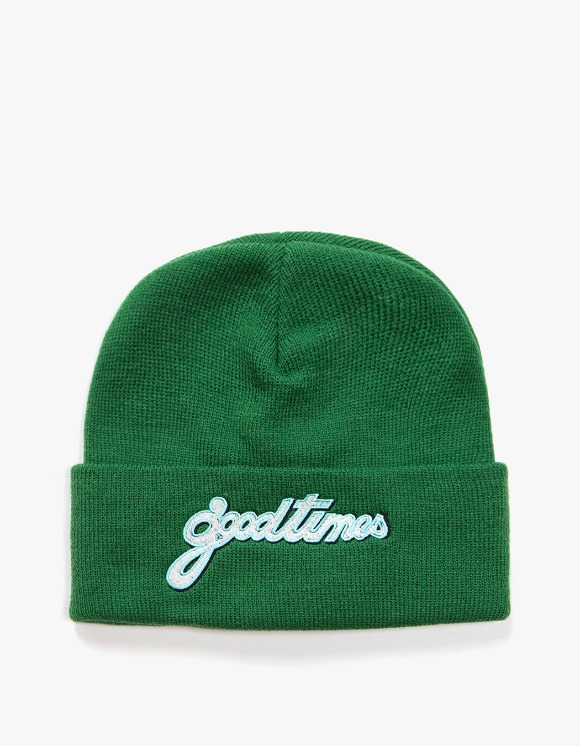 have a good time Good Time Beanie - Green | HEIGHTS. | International Store