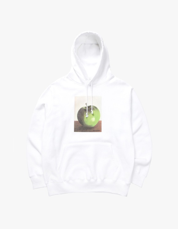 have a good time Apple Pullover Hoodie - White | HEIGHTS. | International Store